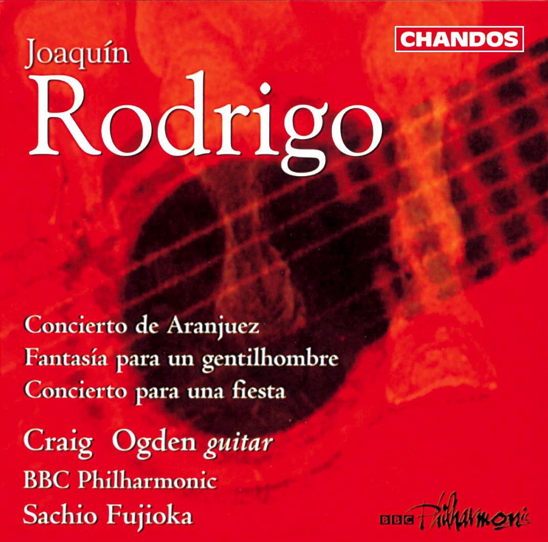 CH9604 Rodrigo: Guitar Concerto Craig Ogden