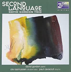 David Gordon Trio Second Language