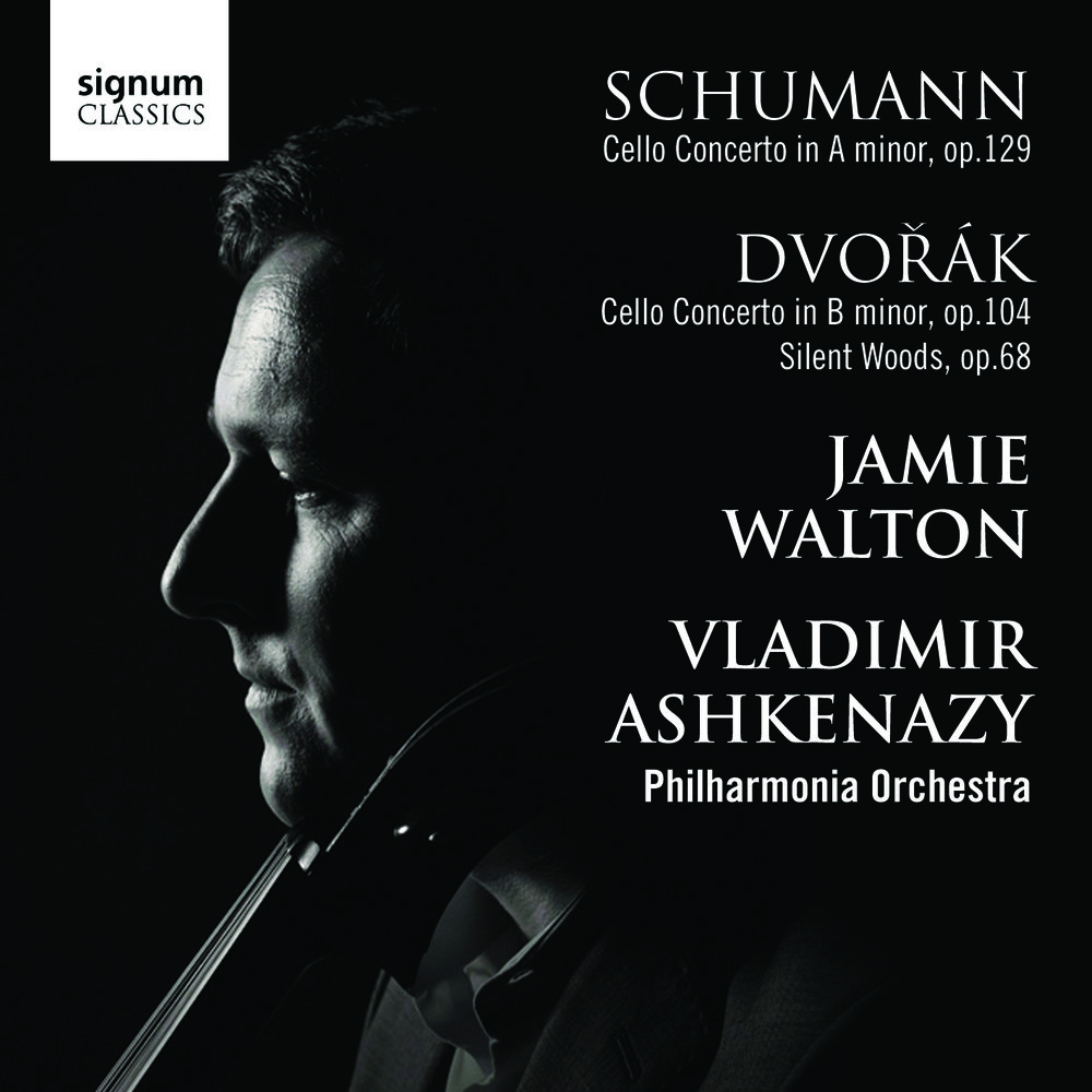 Schumann Cello Concerto in a Minor, Op 129 Dvorak Cello Concerto in B Minor, Op 104; Silent Woods, Op 68
