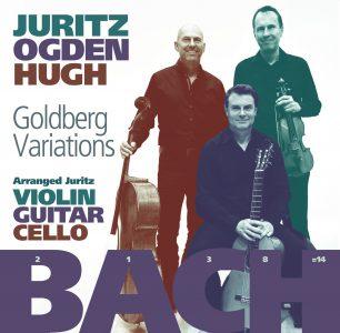 Goldberg CD Cover